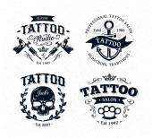 Tattoo-Studio-Embleme