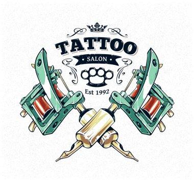 Tattoo Studio Poster