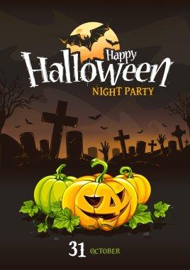 Halloween Poster Design