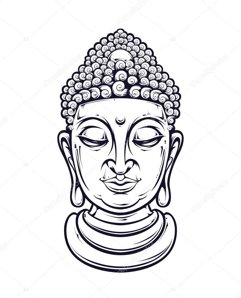 Vector Buddha Stock Vector 169 Vecster 71374123