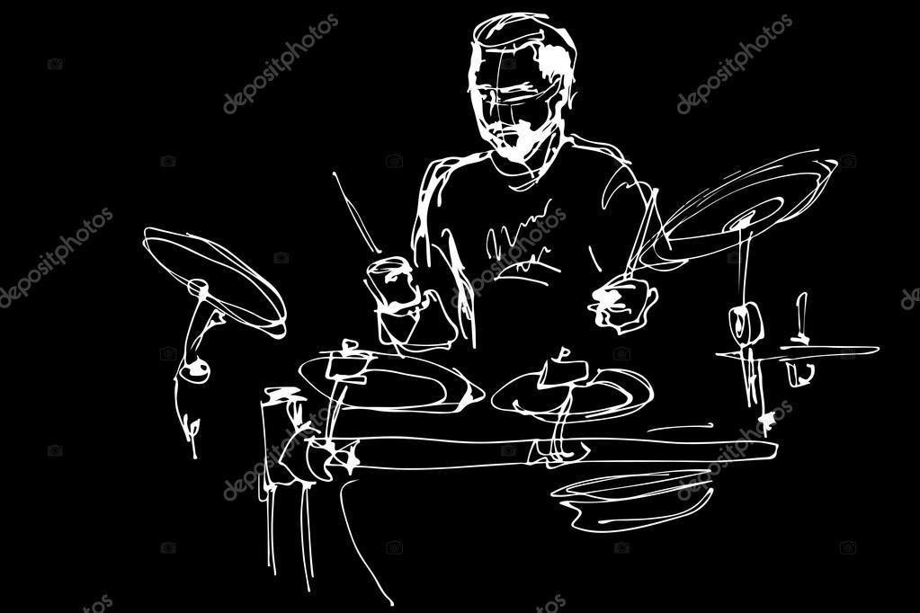 Попа по барабану
