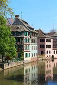 belle case antiche a Strasburgo, Francia