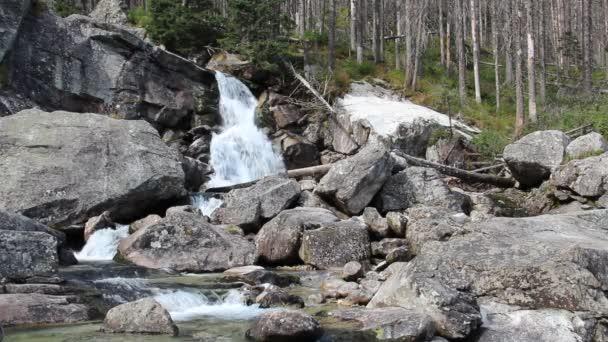 Vodopády v Vysoké Tatry, Slovensko