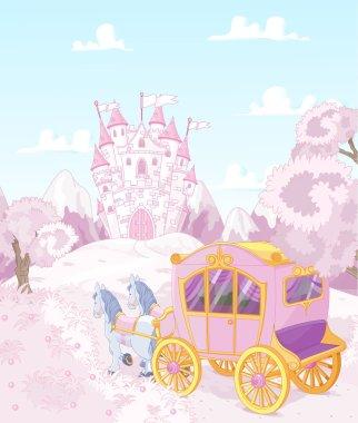 carriage  goes to kingdom