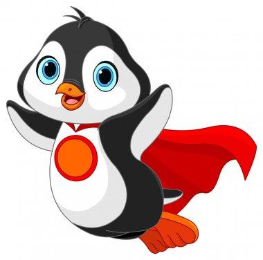 Super Hero Penguin