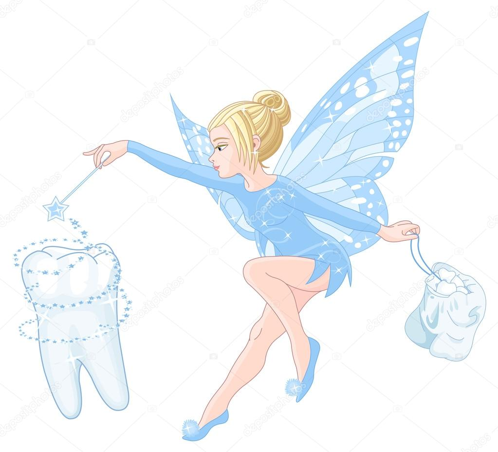tooth fairy stock vectors royalty free tooth fairy illustrations