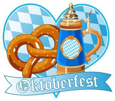 Decorative Oktoberfest design