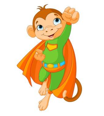 Super Hero Monkey