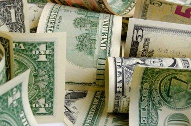 Cash US dollars.