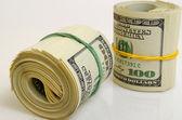 Dollari americani in contanti