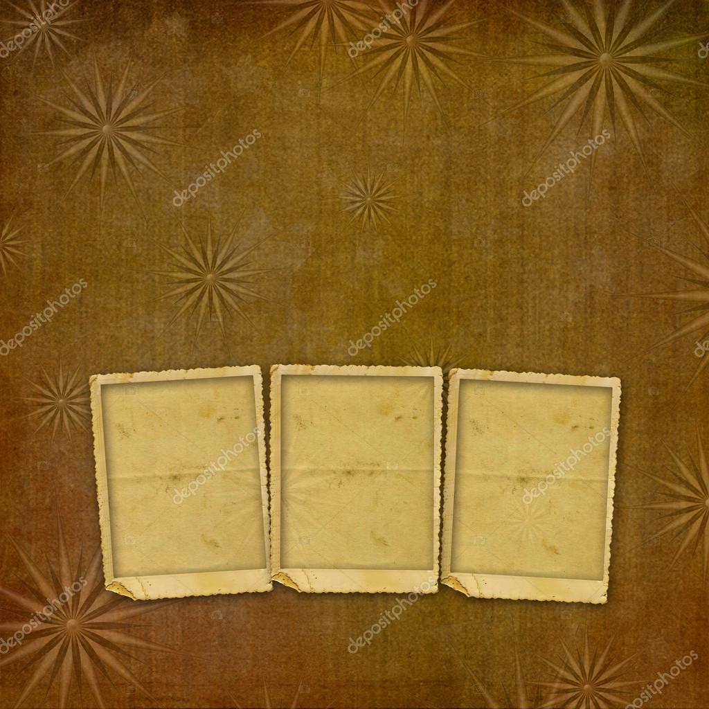 foto de ᐈ Marcos para pergaminos fotos de stock, imágenes pergamino marco ...