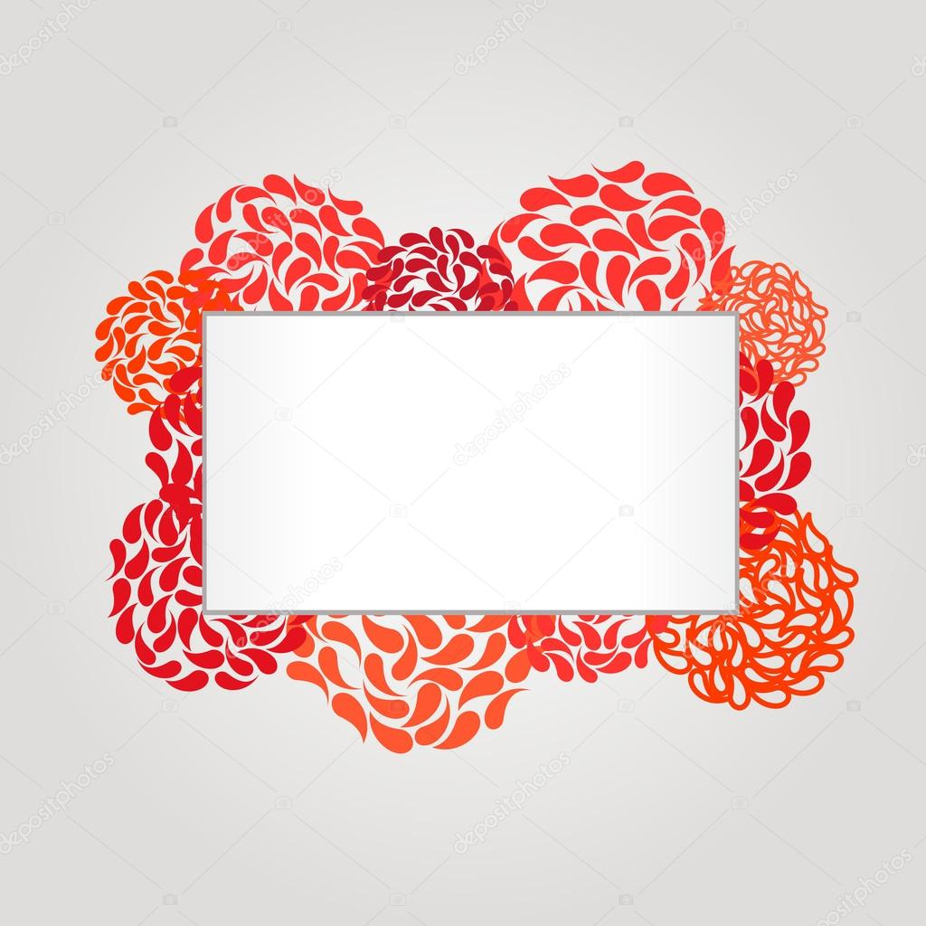 Banner and frame for web design
