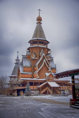 Church of St. Nicholas in the Izmailovo