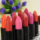 Bright  fashion  lipsticks