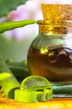 Aloe vera treatment  ingredients