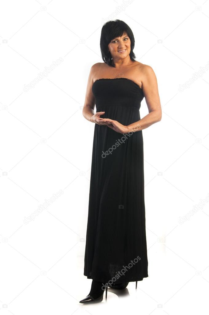 Vestidos para fiesta mujer madura