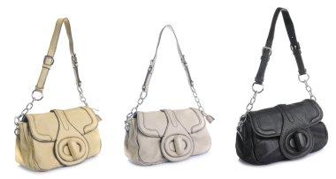 female leather handbags set