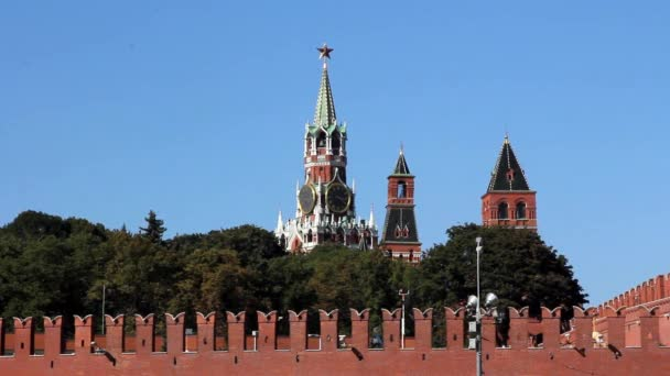 Moscow, Red Square, Kremlin