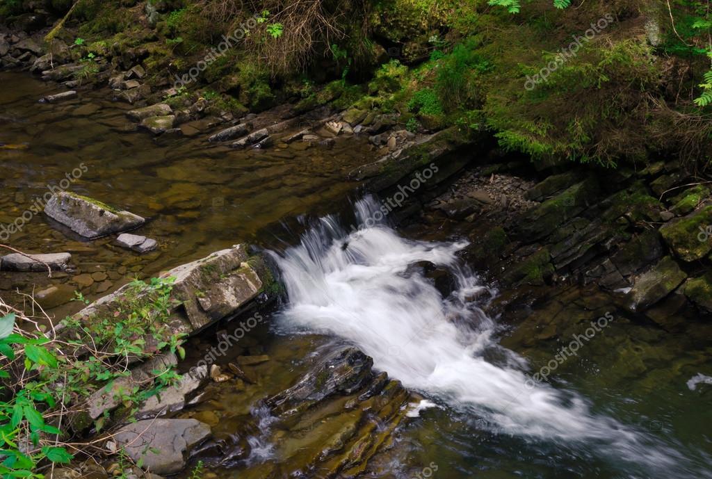Small Carpathian stream