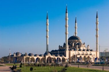 Main mosque of the Chechen Republic