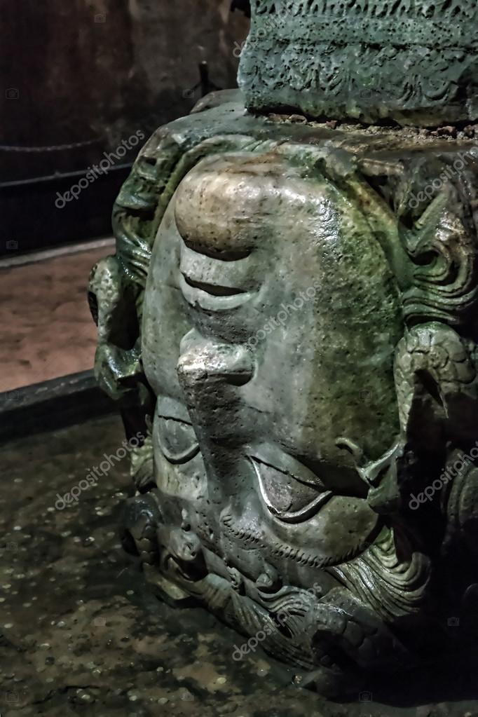 Kopf der medusa — Stockfoto © fotoall #53006139