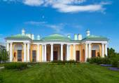 Fotografie Palác Kateřiny. Achát pokoje