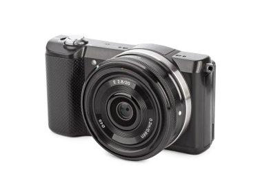 Mirrorless photo camera