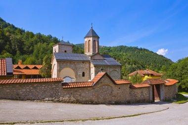 The medieval monastery Raca - Serbia