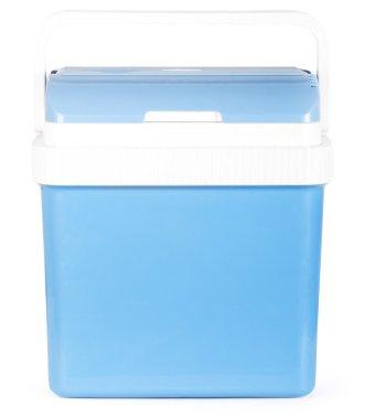 Blue Mobile refrigerator
