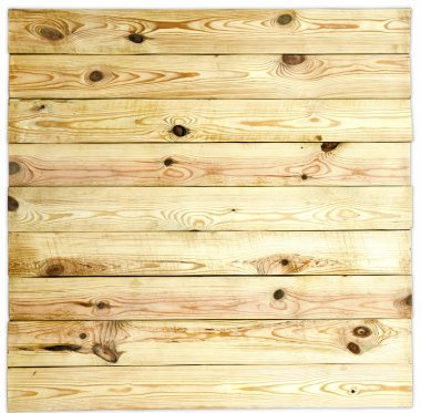 Many brown wooden boards texture stock vector