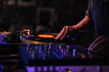 DMC DJ World party Moscow