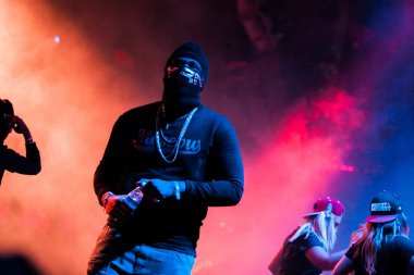 Soulja Boy and Migos live in Moscow Russia