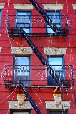 Tenement in Little Italy