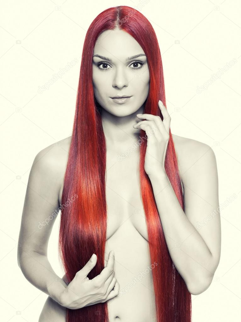 Think, that Red haired nude ladies for council