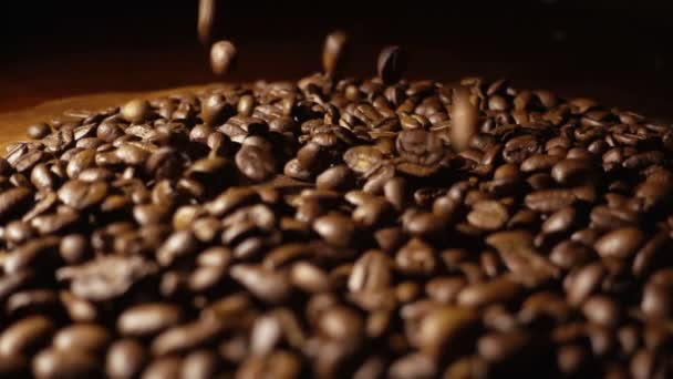 Full of coffee beans