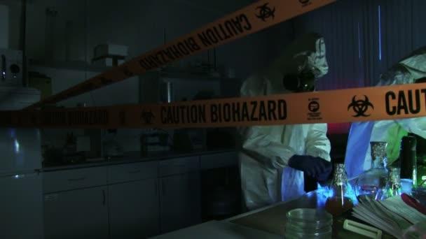 Vědci to nebezpečný experiment
