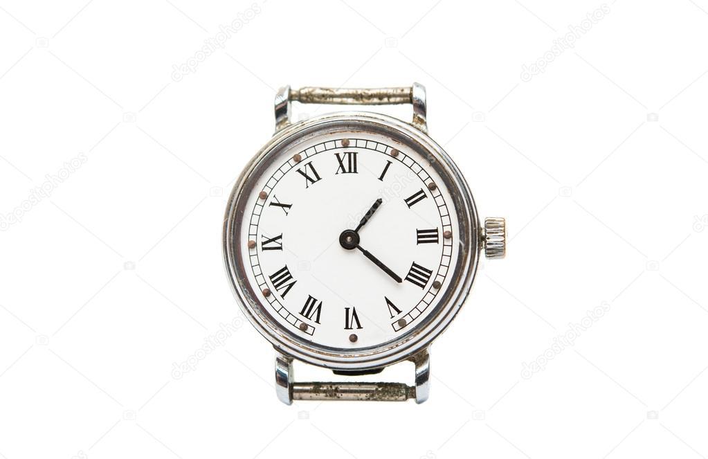 Старий механічний годинник — Стокове фото — цифри © ksena32  101727526 e2dfbe5168cf6