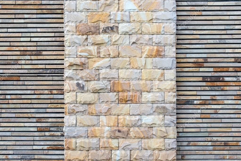 Fondo de piedra para decoración de interiores — Foto de stock ...