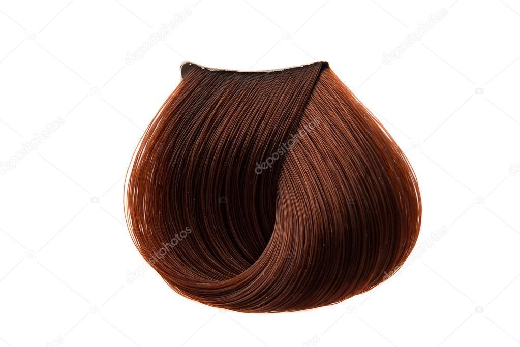 Lock Of Hair Color Stock Photo Ksena32 79645130