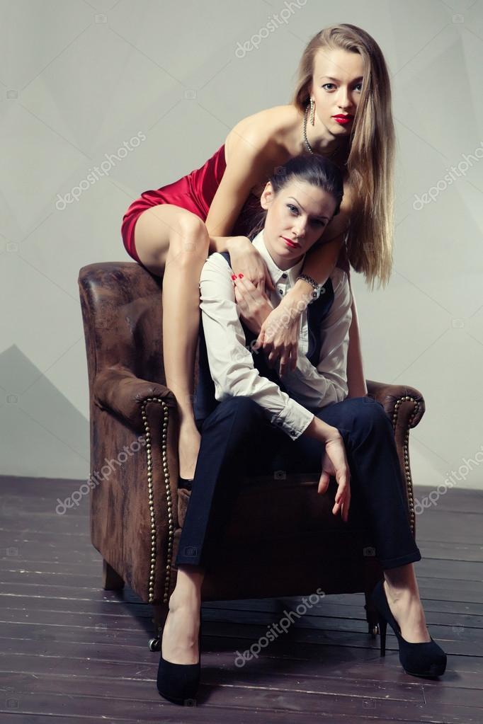 Lesbiche feticcio foto