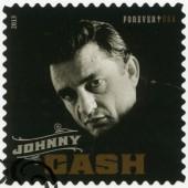 Usa - 2013: zeigt JR Johnny Cash (1932-2003), Ikonen Serie Musik für immer