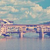 Fotografia ponte vecchio, Firenze