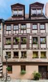 Fachwerkhäuser in Nürnberg