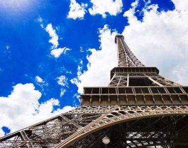 famous Eiffel Tower