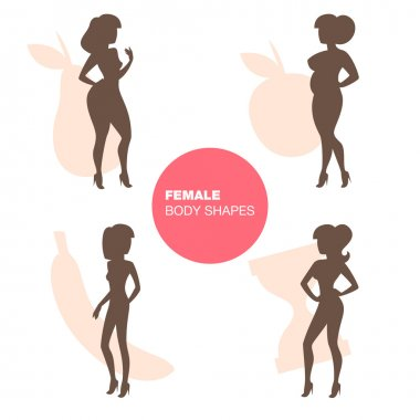 Female body shapes