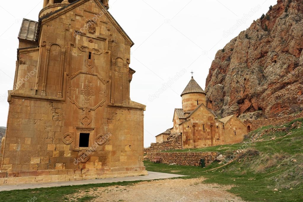 Antico Monastero Noravank in Armenia — foto stock