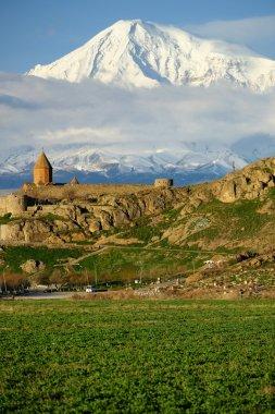Ancient monastery Khor Virap