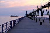 St. Joseph North Pier světla