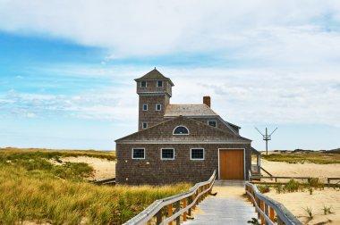 Beach house at Cape Cod