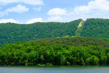 picturesque Raystown Lake